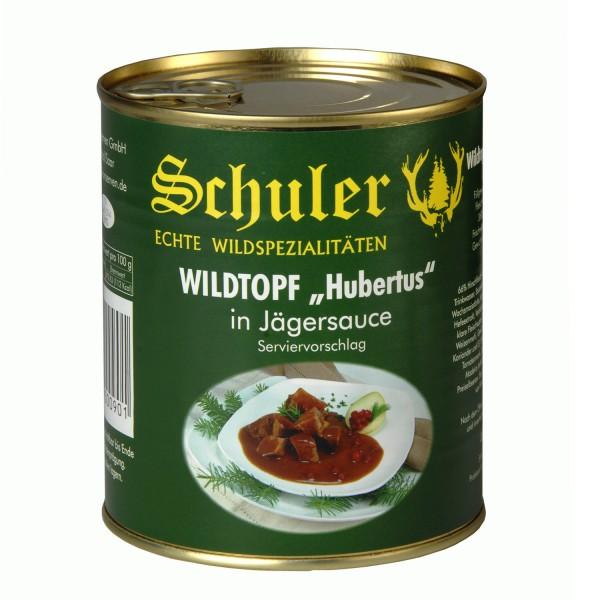 "Wildtopf ""Hubertus"" in Jägersauce"