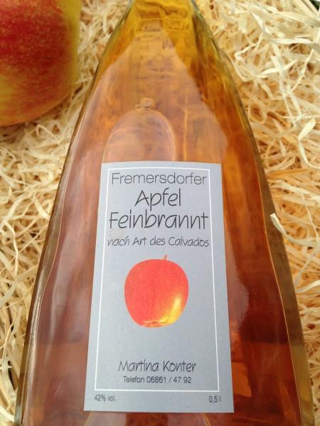 Apfelfeinbrannt